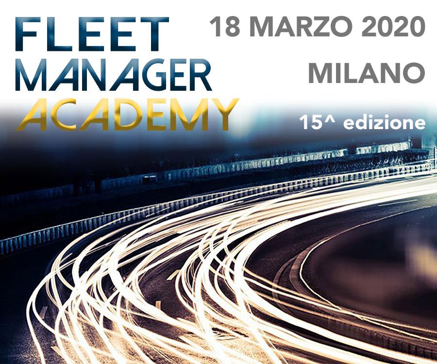Fleet Manager Academy